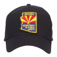 Arizona Department of Public Safety Patched Cap - Black