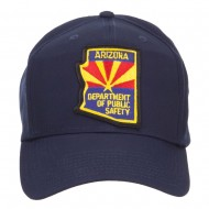 Arizona Department of Public Safety Patched Cap - Navy