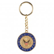 Assorted Troop Key Chains - Gold