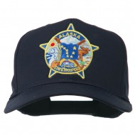 Alaska State Troopers Patch Cap - Navy