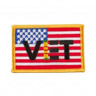 American Vietnam Patch - American Flag USA