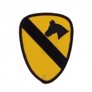 U.S Army Embroidered Military Patch - 1st Division