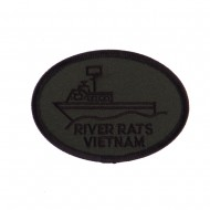 U.S Army Embroidered Military Patch - River