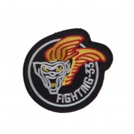 U.S Army Embroidered Military Patch - Fighting