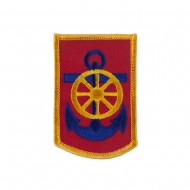 U.S Army Embroidered Military Patch - 125th