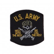 U.S Army Embroidered Military Patch - US Army