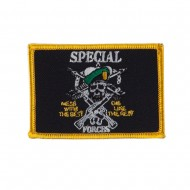 U.S Army Embroidered Military Patch - Special Forces