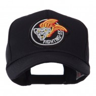 US Army Embroidered Military Patch Cap - Fighting
