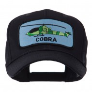 US Army Embroidered Military Patch Cap - Cobra