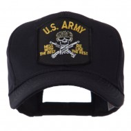 US Army Embroidered Military Patch Cap - US Army