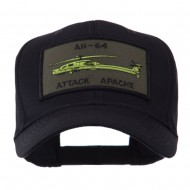 US Army Embroidered Military Patch Cap - Apache