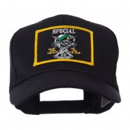 US Army Embroidered Military Patch Cap - Special Forces