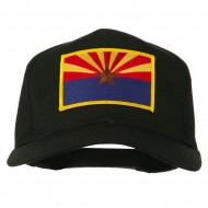 Arizona State High Profile Patch Cap - Black