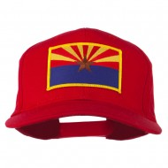 Arizona State High Profile Patch Cap - Red