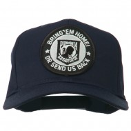 Bring Home Send Back Military Patched Cap - Navy