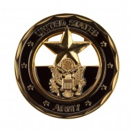 U.S. Army Coin (1) - Cut Out
