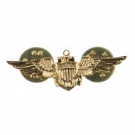 Cloisonne Enamel Military Pins - Small Aviator