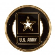 U.S. Army Saying Coin (2) - Black Army Values