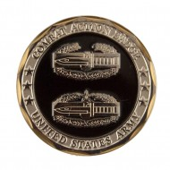 U.S. Army Saying Coin (2) - Black Action