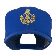 Canadian Air Force Badge Outline Embroidered Cap - Royal