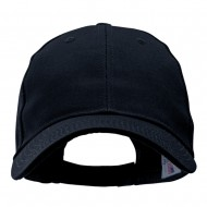 Made in USA Structured Chino Twill Cap - Navy