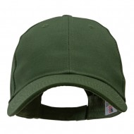 Made in USA Structured Chino Twill Cap - Olive