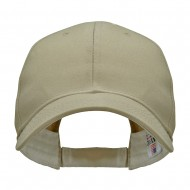 Made in USA Structured Chino Twill Cap - Stone