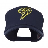 Cobra Embroidered Cap - Navy