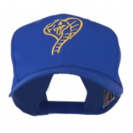 Cobra Embroidered Cap - Royal
