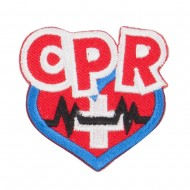 CPR Patches - Red