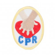 CPR Patches - Yellow