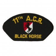 US Army Division Military Large Patch - 11th ACR