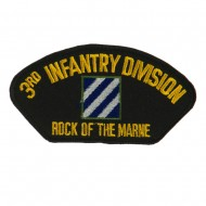 US Army Division Military Large Patch - 3rd Infantry