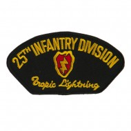 US Army Division Military Large Patch - 25th Infantry