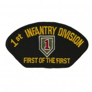 US Army Division Military Large Patch - 1st Infantry