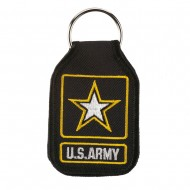 Embroidered Army Key Chains - Army Of One