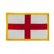 Europe Flag Embroidered Patches - England
