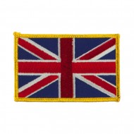 Europe Flag Embroidered Patches - United Kingdom