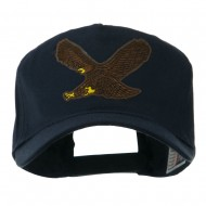 Eagle Military Large Embroidered Patch Cap - Eagle
