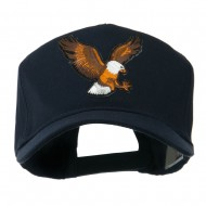 Eagle Military Large Embroidered Patch Cap - Eagle 5