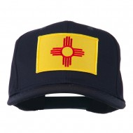 New Mexico State High Profile Patch Cap - Navy