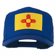 New Mexico State High Profile Patch Cap - Royal