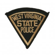 Eastern State Police Embroidered Patches - WV State