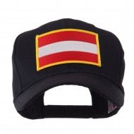 Europe Flag Embroidered Patch Cap - Austria