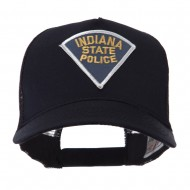 USA Eastern State Police Embroidered Patch Cap - IN State