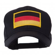 Europe Flag Embroidered Patch Cap - Germany