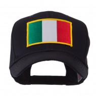 Europe Flag Embroidered Patch Cap - Italy