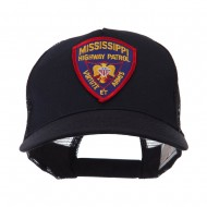 USA Eastern State Police Embroidered Patch Cap - MS Hwy