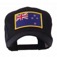Europe Flag Embroidered Patch Cap - New Zealand