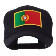 Europe Flag Embroidered Patch Cap - Portugal